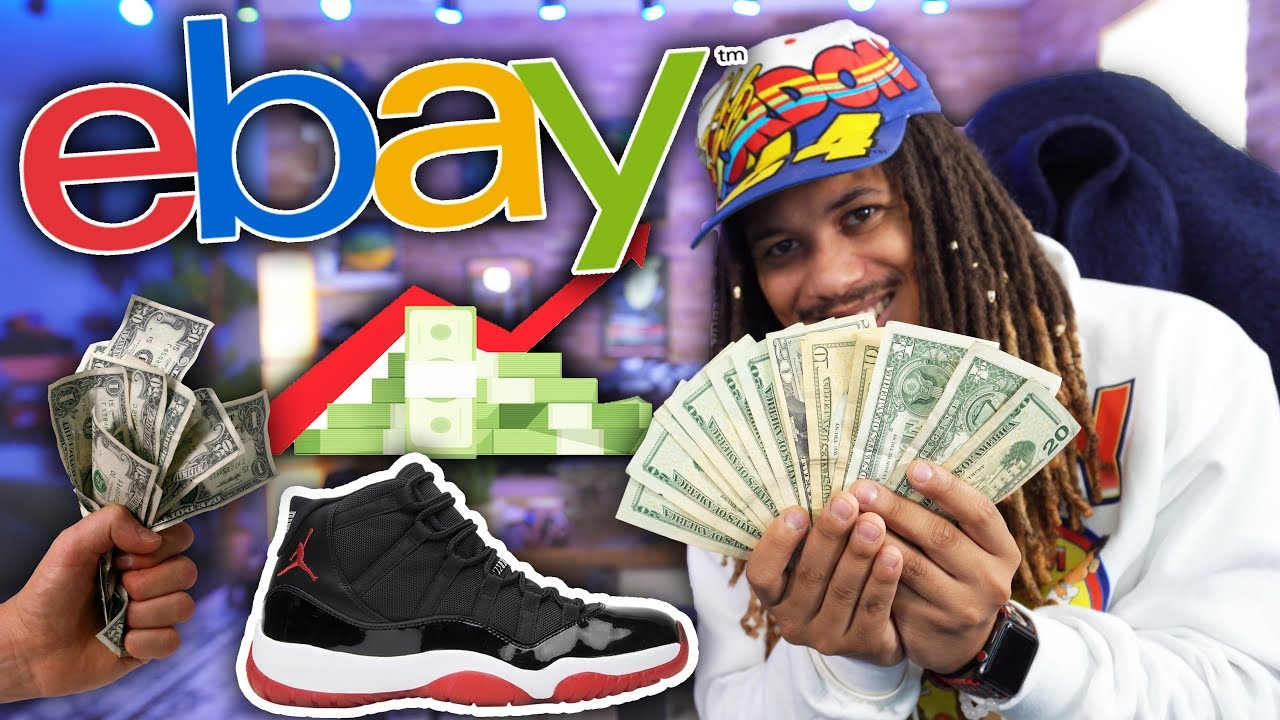 How Ebay Removing Seller Fees Will Make A Big Impact On Reselling Sneakers In The Future Youtube