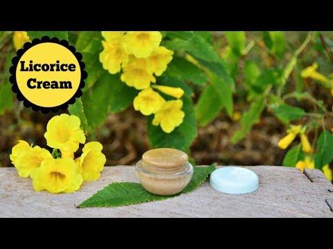 Licorice (Mulethi) Skin Lightening Face Cream | Lightens Spots, Scars & Pigmentation