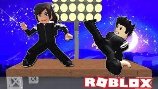 EPIC DANCE BATTLES IN ROBLOX |  Mocap Dancing