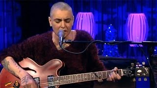 Sinéad O'Connor performs 'How Nice a Woman Can Be' - The Saturday Night Show