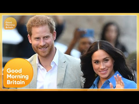 Meghan Markle Reveals 'Unbearable Grief' After Suffering Miscarriage   Good Morning Britain
