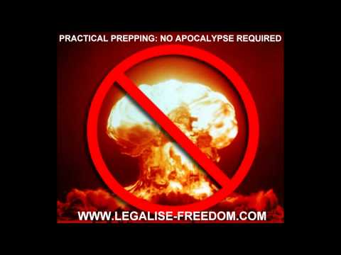 Randall S. Powers & Steven Konkoly - Practical Prepping: No Apocalypse Required