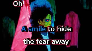 The Cure Push karaoke short version for all my suscribers