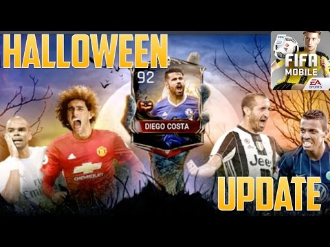 Fifa Mobile - NEW HALLOWEEN UPDATE + RANT | Live Event Gameplay & Autoplay Rage