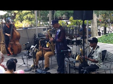 Fred Anderson Legacy Jazz Band (Chicago, July 24, 2018)
