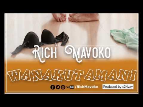 Rich Mavoko - Wanakutamani ( Bonus Track )