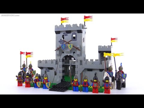 Vintage LEGO King's Castle from 1984! set 6080