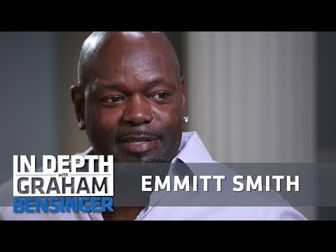 Emmitt Smith: My promise to Walter Payton