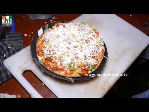 ONION PIZZA UTTAPAM | Alternative to Classic Pizza