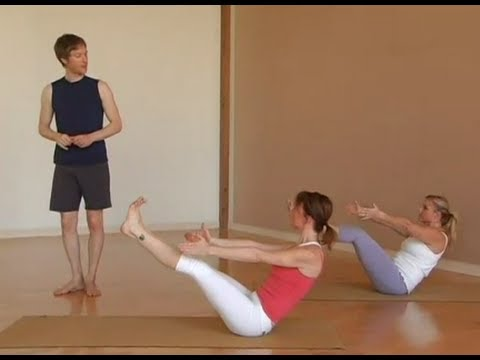 Yoga Journal to Go: Core Strength with Jason Crandell