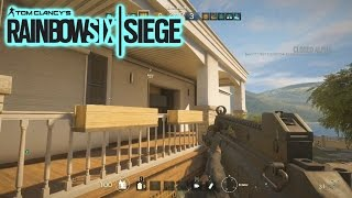 Tom Clancy's RAINBOW SIX SIEGE Gameplay - Rainbow Six Siege Multiplayer Gameplay