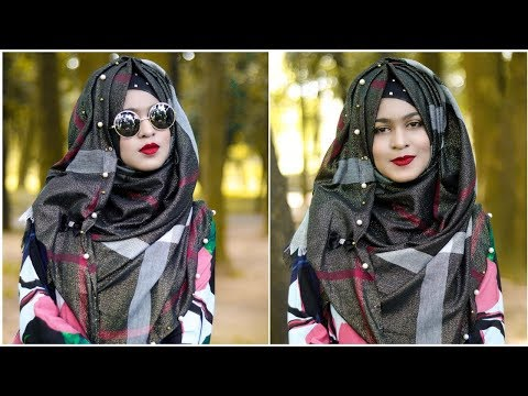 Tour Hangout special Sunglass Hijab tutorial for All | Health & Beauty Tips thumbnail