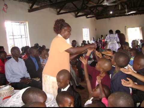 Tabitha's Ministry in Uganda