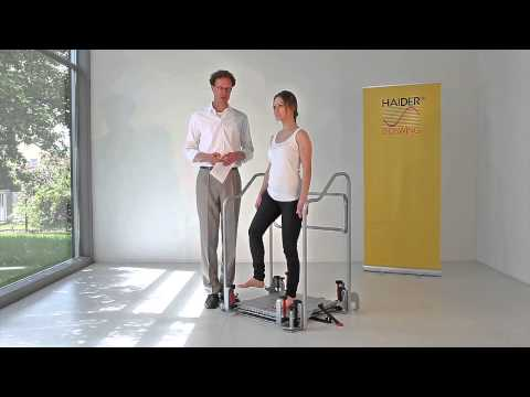 Video: Haider® Bioswing Posturomed® 202