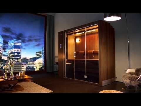 sauna klafs s1 youtube. Black Bedroom Furniture Sets. Home Design Ideas