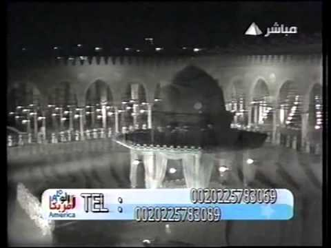 George Saad report-interview on Egyptian Television regarding Tourism to Egypt