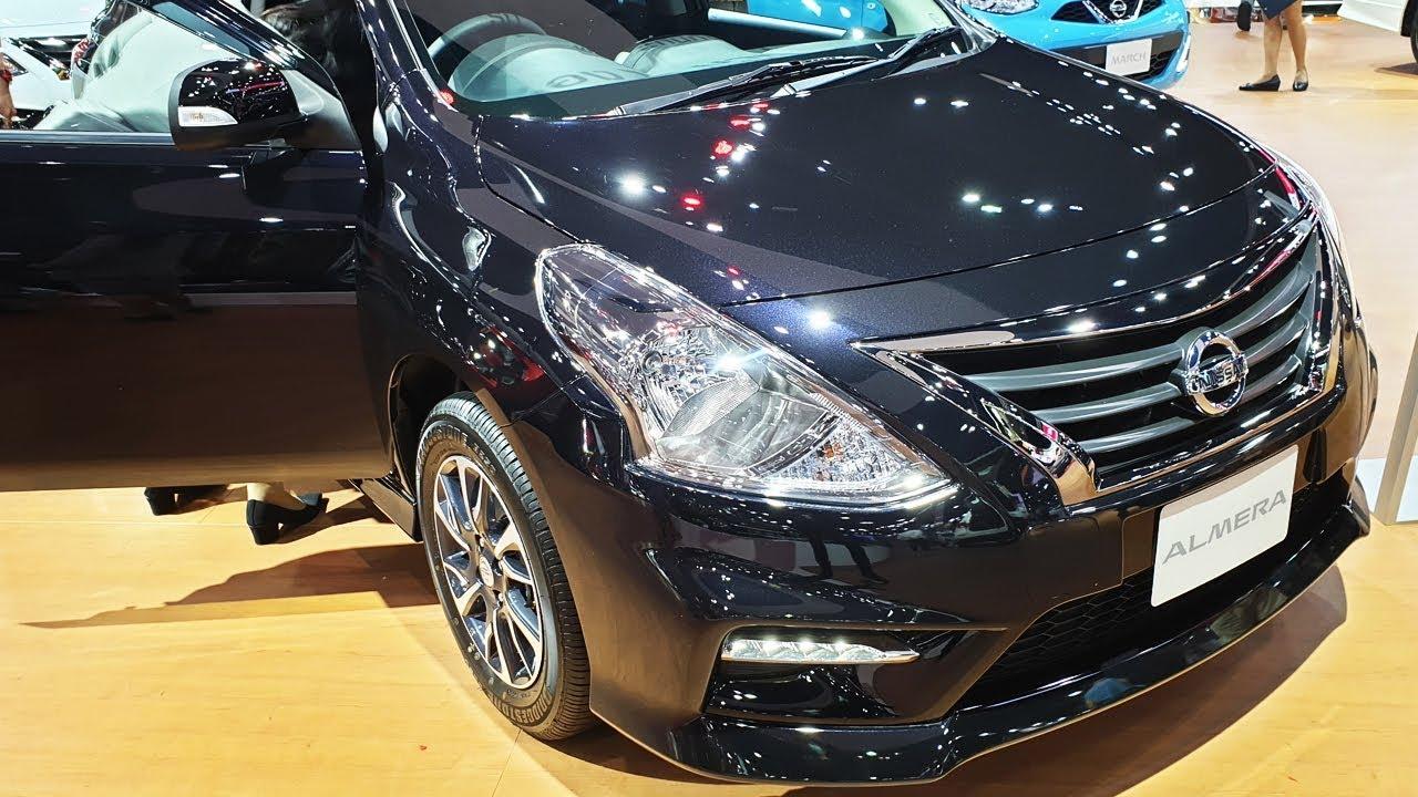Download Nissan Almera 1.2 VL CVT Sportech ราคา 637,000 บาท