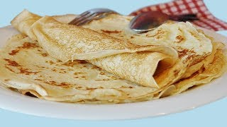 Crepes Recipe Like No Other (Easy, Fast & Foolproof)