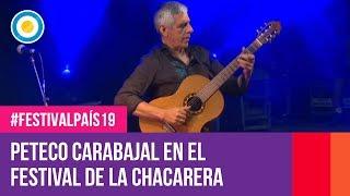 Peteco carabajal en el Festival Nacional de la Chacarera | #FestivalPaís19 YouTube Videos