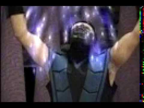 Federation of Martial Arts: Liu Kang vs Sub-Zero - Round 3