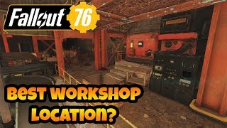 Fallout 76 Best Workshop Location - UNLIMITED AMMO FACTORY