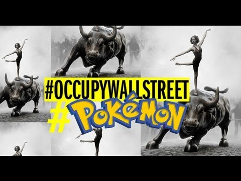 Occupying Wall Street for Pokémon