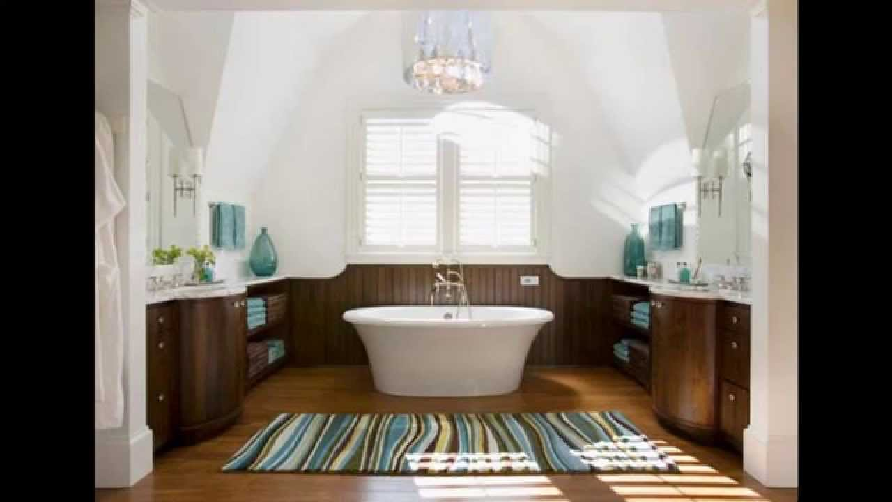 Family bathroom ideas - Home Art Design Decorations - YouTube