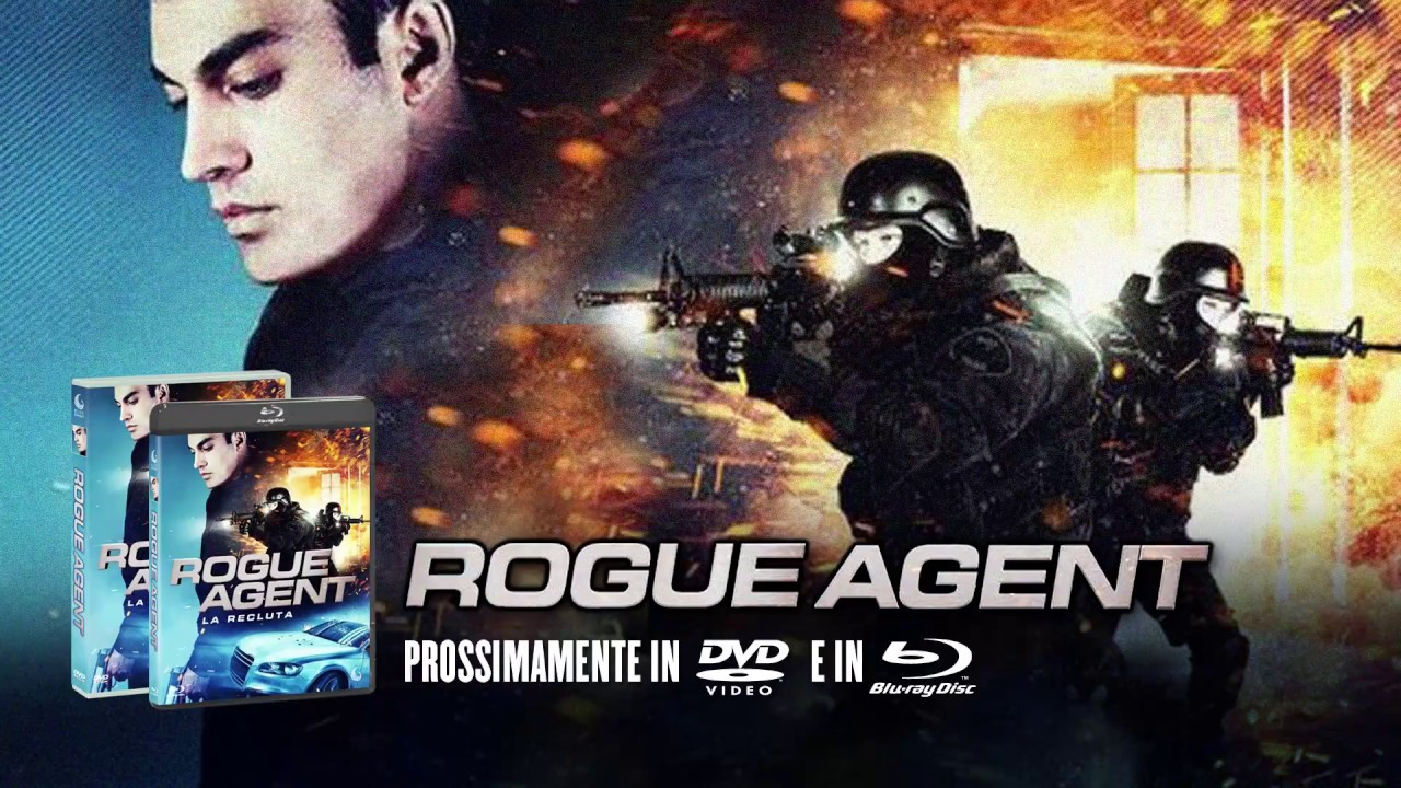 La Recluta - Rogue Agent -  trailer ufficiale