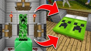 how to make secret beds in minecraft tutorial pocket edition xbox pc