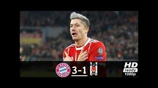Besiktas vs Bayern Munich 1-3 Resumen Highlights UCL 14/03/2018