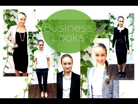 LookBook: Business / Office / Büro - Anziehen Bewerbungsgespräch - Kleidung Vorstellungsgespräch