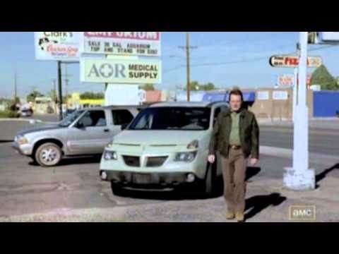 Breaking Bad  Car Explosion Scene  YouTube