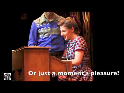 Will You Love Me Tomorrow (Lyric Video) - Beautiful: The Carole King Musical
