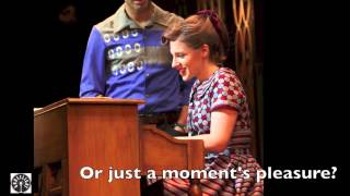 Will You Love Me Tomorrow (Lyric Video) - Beautiful: The Carole King Musical