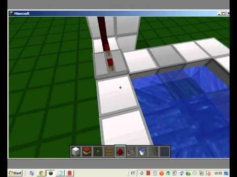 Minecraft auto clicker machine 11