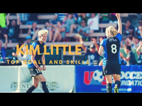Kim Little | One Of GREATEST Women Football Player | Top Goals And Skills Compilation