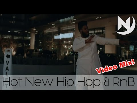 Hot New Hip Hop & RnB Party Black RnB  Urban Mix February 2018   Best New RnB Club Dance Music #43🔥