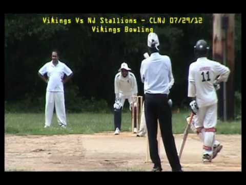 Vikings Vs NJ Stallions - CLNJ 07-29-12 - Vikings Bowling