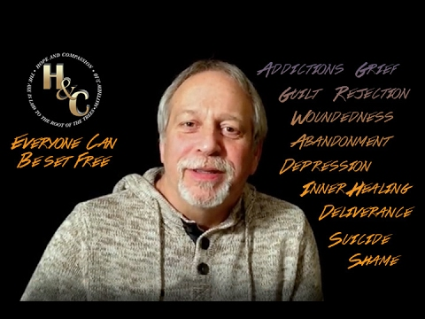Addiction Recovery, Inner Healing, Deliverance, Depression Help