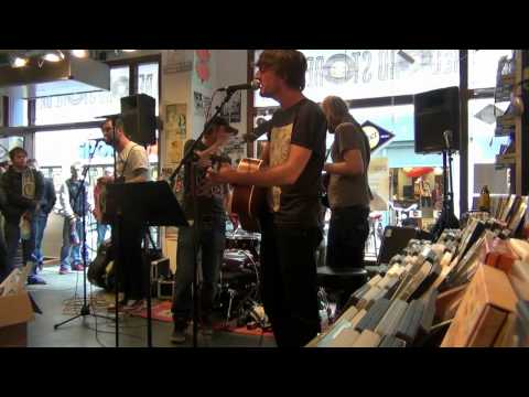 3 Face Tomorrow - My World within@Velvet Breda@Record Store day 21 april 2012