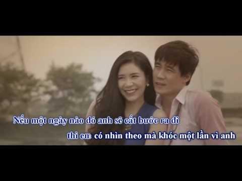 Em Có Yêu Anh Không (Karaoke) - Khánh Phương