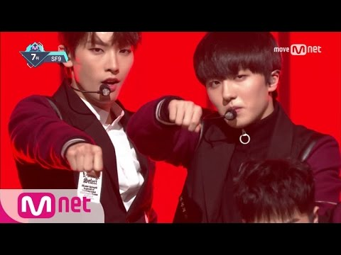 [SF9 - ROAR] KPOP TV Show | M COUNTDOWN 170216 EP.511