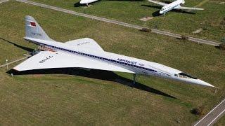 Легендарный, сверхзвуковой самолет Ту-144 история создания и становления гиганта авиации СССР