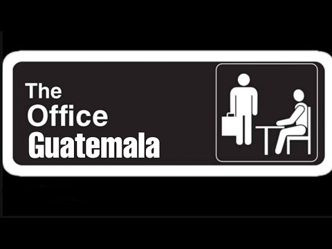 Guatemala ( The office intro Style) / Canal 24