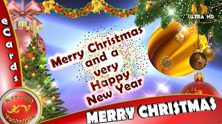 merry christmas and happy new year wisheswhatsapp video downloadgreetings animation