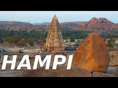 A Tour of Hampi, South India: Amazing Ancient Hindu Ruins
