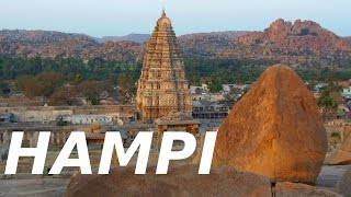 Tour of Hampi, South India: Amazing Ancient Hindu Ruins