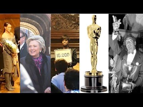 Famous People at Harvard - Rihanna, Hillary, and Viola Davis
