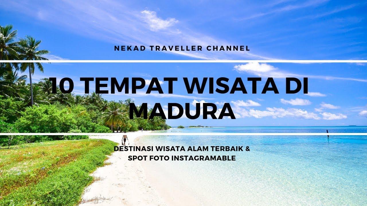 8 Objek Wisata Terbaik di Madura