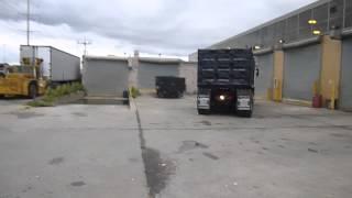 2007 Mack CXN Vision Quad Axle Dump Truck
